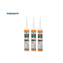 OEM 793 Neutral weatherproofsilicone sealant for stainless ,PVC.ABS material Sealing