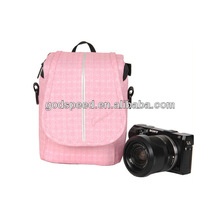 waterproof pouch bag /fashion diftwood dslr camera bag should pad