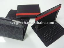 for iPad keyboard and with case