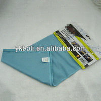 Microfiber bar towel
