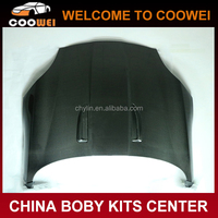 13-16 Carbon Fiber Car Body Kits engine hood for Jaguar F Type Bodykit