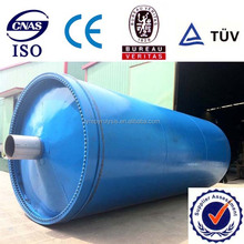 Continuous scrapped tyre rubber recycling equipment with ISO9001
