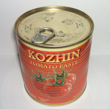 hot sale 100% purity canned tomato paste/tomato sauce/ketchup with 18-20%/22-24%/28-30% brix