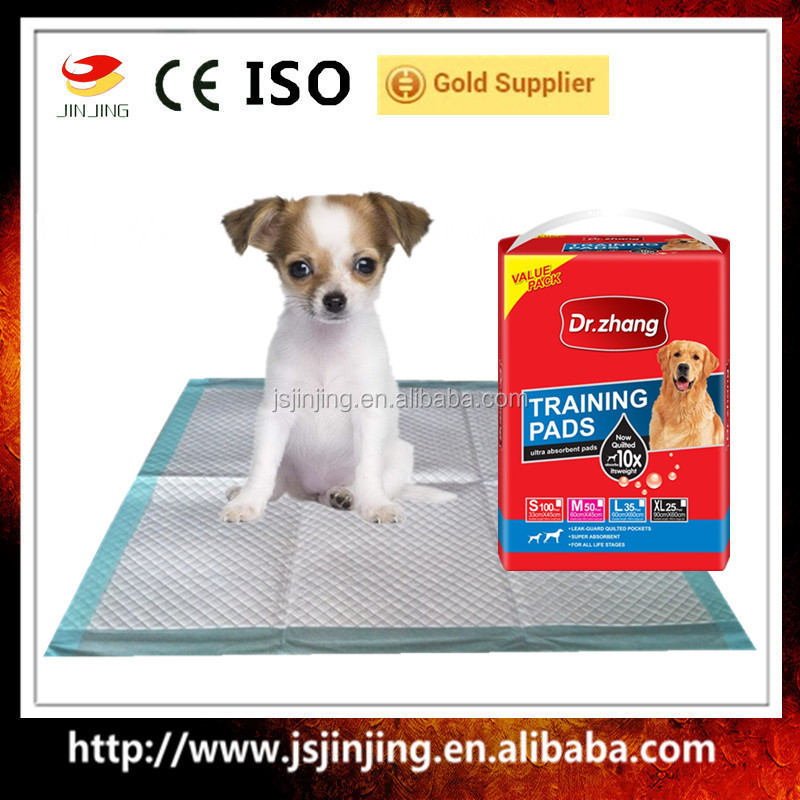 High Quality Disposable 5 Layers Puppy Pads