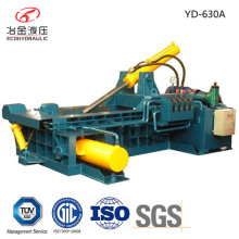 ce certificated square used scrap metal baler for sale