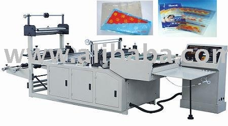 Clothing Bag Making Machine