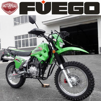 SUV Motorcycle With Head Light Siginal Speedometers Big Wheels Dirt Bike 200CC 250CC
