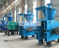 Competitive price best service wood briquette press machine, charcoal making machine