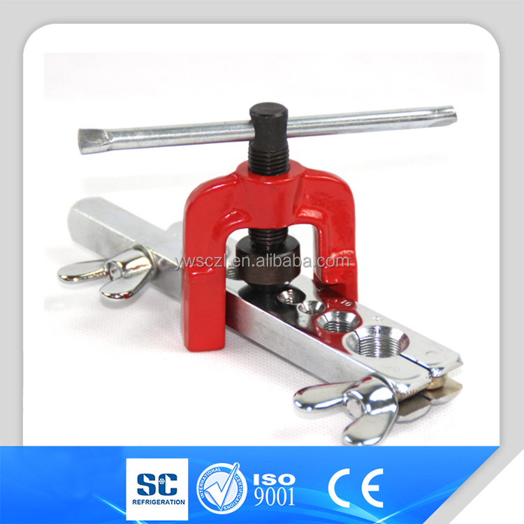 Factory Sale Refrigeration hand tool flaring tool with different sizes