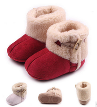 Winter Fashion Boots Wholesale Toddler Shoes Cheap Baby Shoes