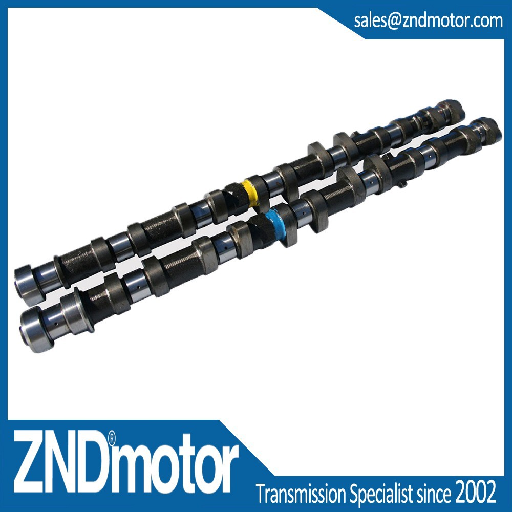 Racing billet steel camshaft for 4G63