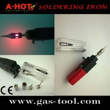 Protable Gas heating Soldering Iron tool