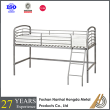 metal frame european bunk beds for children