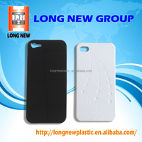 Promotion Black & White color Cheap and Good Quality Mobile Phone Case