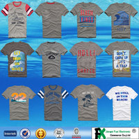 import clothes thailand silk screen full print designer tshirts