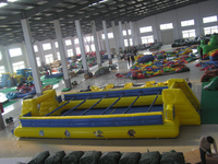 Inflatable football court, Inflatable football field, inflatable sport games for sale