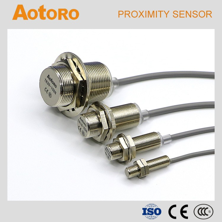 electronic circuit board TR08-1.5DP2 detect proximity switch M8 inductance sensor