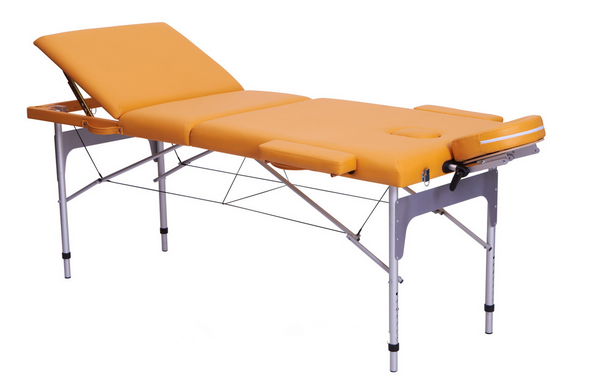 2016 Better wood/aluminum massage table 2 section,health care products