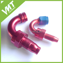 high precision hose barb fittings for plastic hoses 6mm fuel hose fittings for auto parts