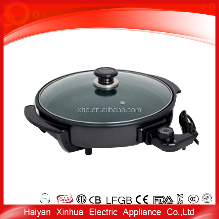 CE approved new model good offer carbon steel fry pan