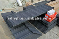 1340*420mm classical colorful stone coated steel roofing tile