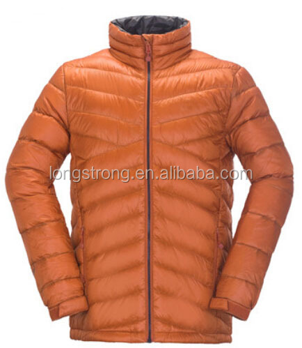 Customized urban mens duck down jacket LS-199