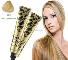Classic fashion permanent hair dye colour all colors hair color for salon