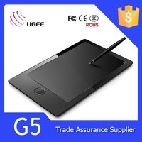 graphics tablet for digital sketching Ugee G5 9*6 inches 2048 levels 8GB memory drawing tablet pc