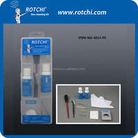 PVC coating steel rods pistol cleaning kit , hunting gun accessories , gun cleaning kits