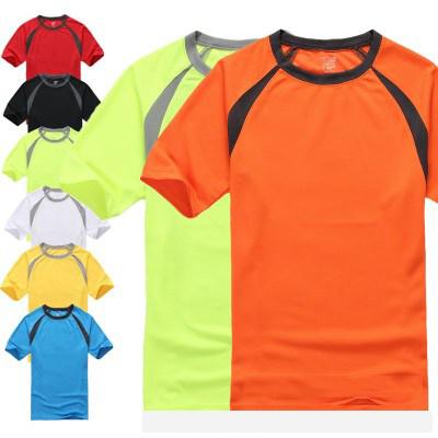 Gildan Gym Athletic Clothing Sport Running Quick Dry Men/Women t shirt Workout Shirt