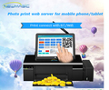 Latest intel mini pc with 7 inch touch panel tablet pc all in one
