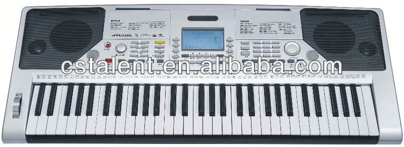 Hot Sale Technics Electronic Keyboard 61 Keys With Microphone And Light Shantou Toys