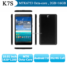 "brand new! low price gsm phone call tablet pc 4G LTE 7"" tablet dual sim card slot ,Octa-Core Smart Phone"