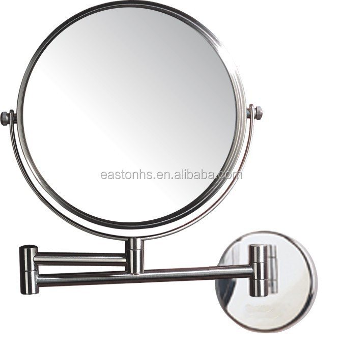 Easton wall mounted decorative hotel bathroom mirror