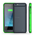 Extended Backup Charging Case Battery Pack Cover Case for iPhone 6 Support IOS 8
