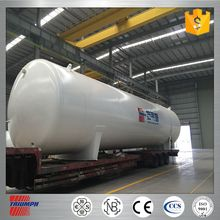 Latest design used lpg gas storage tank