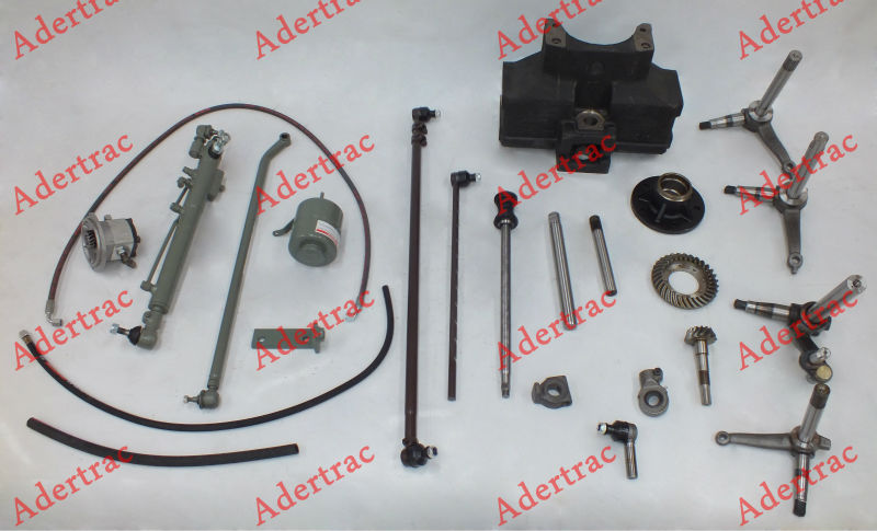 Steyr & Basak Tractor Steering & Rod & Front Alignment & Wheel Groups