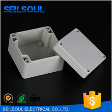 surface mounted sealed waterproof joint junction box plastic electrical panel box