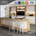 foshan furniture waterproof lacquer kitchen cabinets formica design