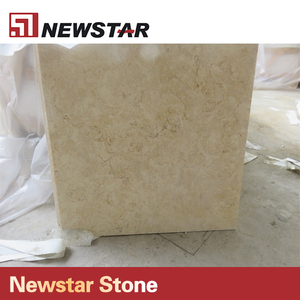 Newstar Natural Stone Sunny Yellow Marble Tile 60x60 cm Gold Marble Price