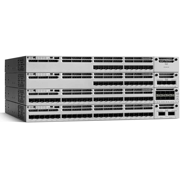 new original Cisco Catalyst 3850 switches network WS-C3850-24T-E switch cisco 2960