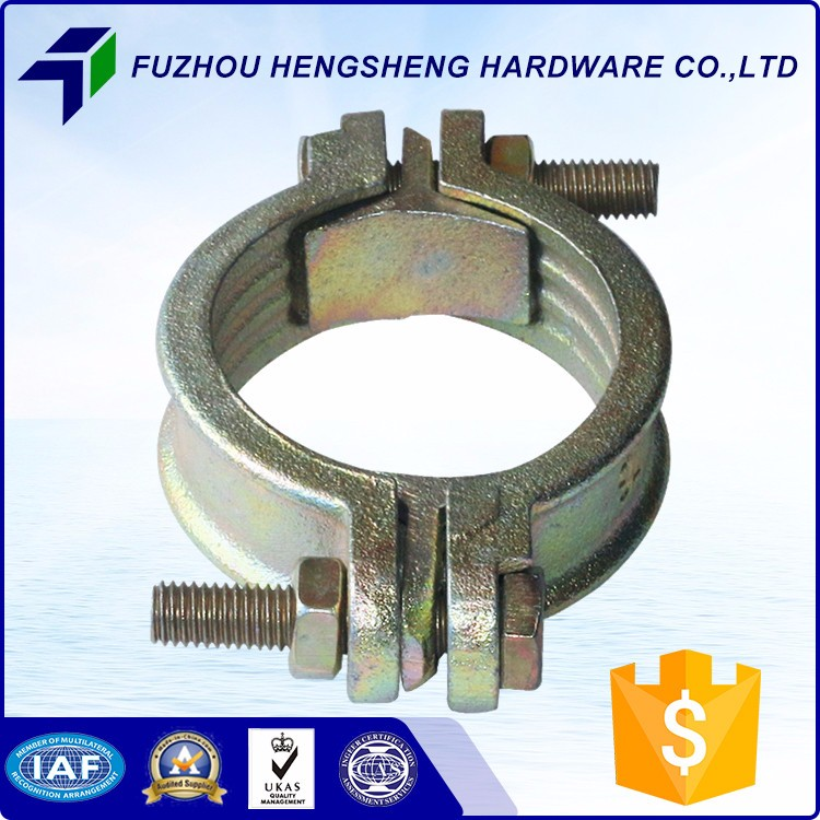 OEM Service European Type Hose Clamp