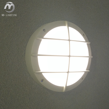 LED 6W 8W 10W hot selling high quality aluminum bulkhead out wall light