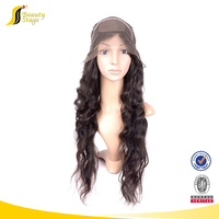 Cheap funny black carnival halloween wig