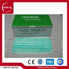 High protective anti dust disposable driving face mask