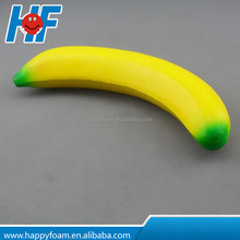 Pu Foam Banana stress ball