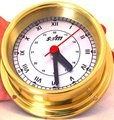 Clock Marine 120MM (Brass)