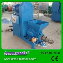 Biomass straw charcoal briquette making machine