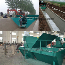 2016 Hot Sale New Designed Concrete Water Canal Machine
