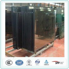 20mm double glazed units glass for curtain wall